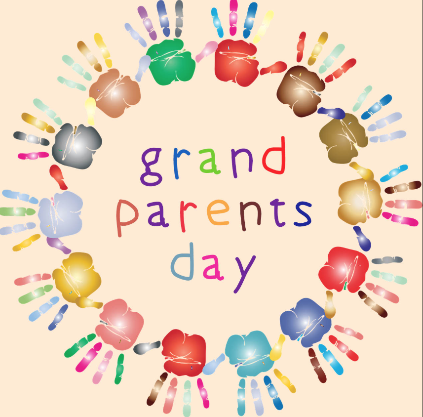 Grandparents Day Friday, October 12