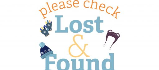 Check out the Lost and Found